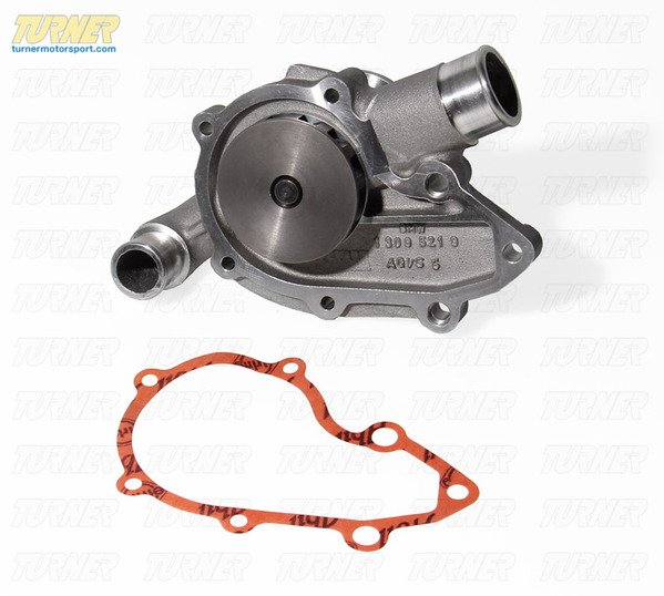 T#3453 - 11511315211 - Genuine BMW water pump with gasket - Genuine BMW -