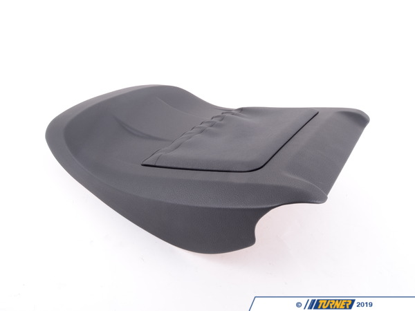 T#124103 - 52107161884 - Genuine BMW Vinyl Rear Panel Schwarz - 52107161884 - E70 X5,E71 X6 - Genuine BMW -