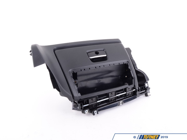 T#86746 - 51169110908 - Genuine BMW Glove Box, Lockable Schwarz - 51169110908 - Genuine BMW -