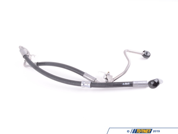 T#58182 - 32416771879 - Power Steering Expansion Hose from Pump to Rack - E82,E90,E92,E93 - Rein - BMW