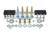 T#3399 - TMS3399 - M3 (E36) Adjustable Lower Front Splitter Kit - Turner Motorsport - BMW
