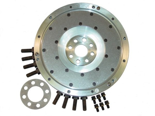 JB Racing E46 M3 6MT JB Racing Lightweight Aluminum Flywheel 520-140-240M3