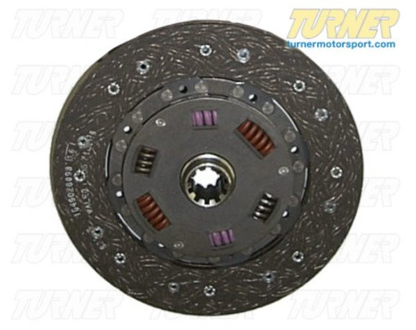 T#1794 - 881864999978 - E46 M3 Sachs Heavy Duty (HD) Sport Clutch Disc - Sachs - BMW