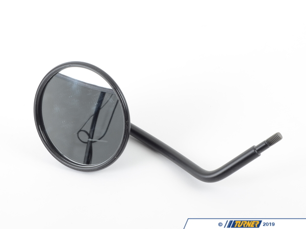 T#81491 - 51161240024 - Genuine BMW Mirror Right Mattschwarz - 51161240024 - Genuine BMW -