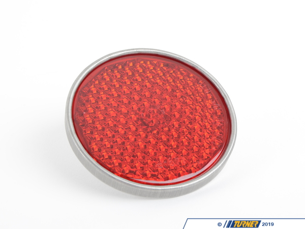 T#147304 - 63131354792 - Genuine BMW Reflector, Red - 63131354792 - Genuine BMW -