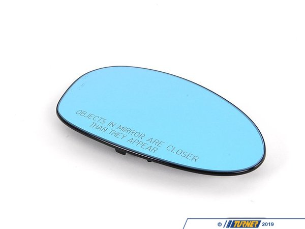 T#12786 - 51167157244 - Mirror Glass Heated Convex - Right - E46 E90 E82 - Genuine BMW - BMW
