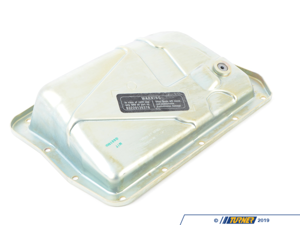 T#51412 - 24117564341 - Genuine MINI Oil Pan M10 - 24117564341 - Genuine Mini -