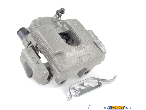 T#224636 - 34212282858R - Brake Caliper - Rebuilt - Rear Right - Z4M, E46 M3 Competition Package - Centric - BMW
