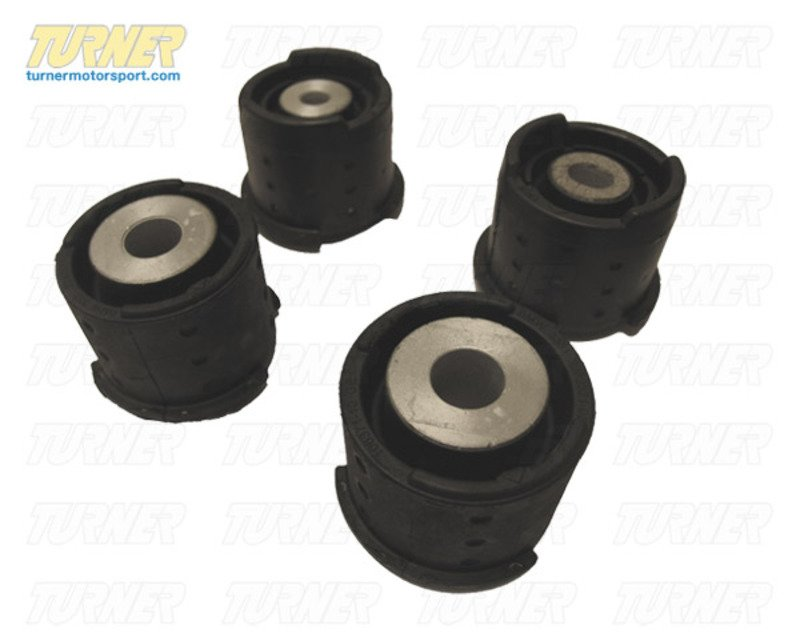 Tms2051 Rear Subframe Bushings Mount Set Rubber E46