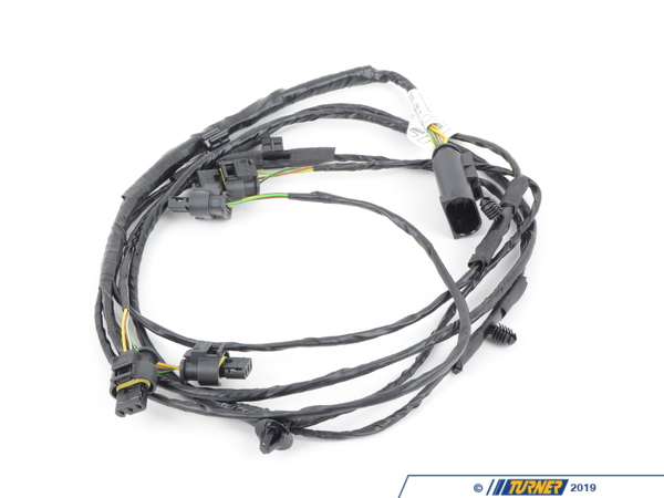 T#176000 - 61129236520 - Genuine BMW Wiring Set Pdc, Front - 61129236520 - Genuine BMW -