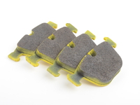Pagid RSL19 Endurance Racing Brake Pads - Rear - E9X M3 - E60 M5 - E63 M6