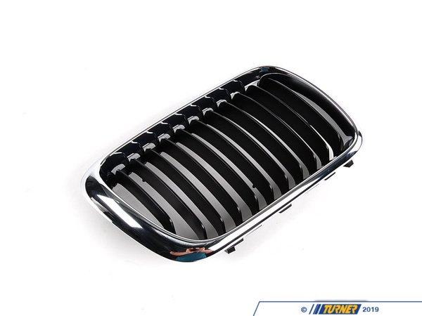 T#8767 - 51138195152 - Kidney Grill - Chrome - Right - E36 318i 323i 328i M3 97+ - Genuine BMW - BMW