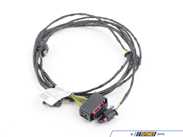 T#139134 - 61129136612 - Genuine BMW Wiring Set Pdc, Front - 61129136612 - E71 - Genuine BMW -