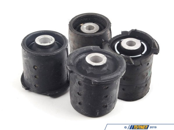 T#300841 - TMS300841 - E36 M3 Rear Subframe Mount Set (All 4 Mounts) - Genuine BMW - BMW