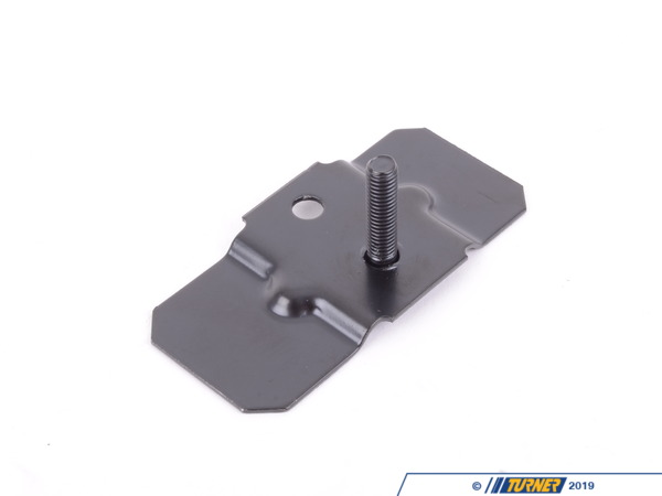 T#70402 - 41127015871 - Genuine BMW Rear Car Jack Bracket - 41127015871 - E46,E46 M3 - Genuine BMW -