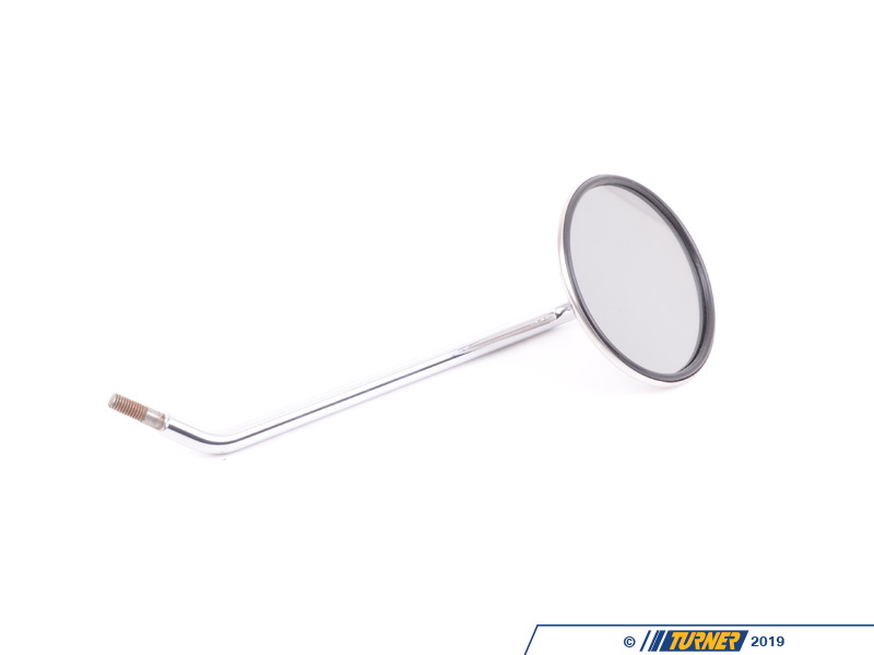 T#81481 - 51161236023 - Genuine BMW Mirror Left Verchromt - 51161236023 - Genuine BMW -