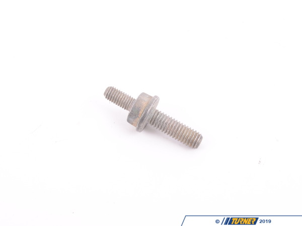 T#31487 - 11127576522 - Genuine BMW Shouldered Bolt With Threade - 11127576522 - Genuine BMW Shouldered Bolt With Threaded Pin - This item fits the following BMW Chassis:E71,E82,E90,E92,E93,F06,F10,F12,F13,F15,F16,F22,F25 X3,F26 X4,F30,F32,F33,F34,F36Fits BMW Engines including:N55 - Genuine BMW -