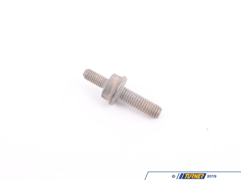 T#31487 - 11127576522 - Genuine BMW Shouldered Bolt With Threade - 11127576522 - Genuine BMW -