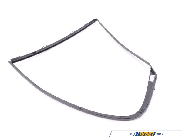 T#94145 - 51357026167 - Genuine BMW Frame For Fixed Side Window, Left - 51357026167 - E65 - Genuine BMW -
