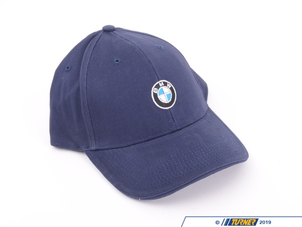 T#24779 - 80162208703 - Genuine BMW Roundel Cap - Navy - 80162208703 - Genuine BMW -