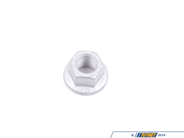 T#59930 - 33306771102 - Genuine BMW Ex Nut Wiht Flange - 33306771102 - Genuine BMW -