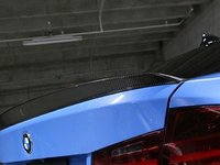 F80 M3 Sedan 3D Design Carbon Fiber Trunk Spoiler