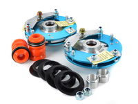 Front Adjustable Camber/Caster Plates - F22 F30 F32 - KMAC Stage 2 Street/Track