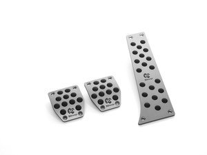 3D Design Aluminum Pedal Set - Manual
