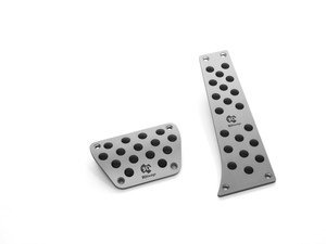 3D Design Aluminum Pedal Set - Automatic