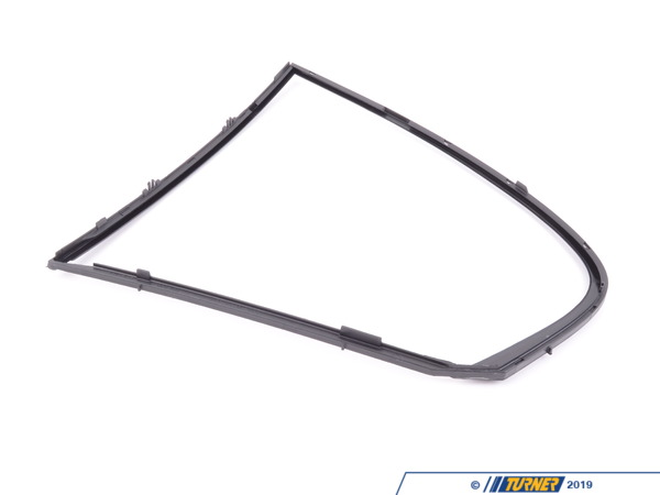 T#94146 - 51357026168 - Genuine BMW Frame For Fixed Side Window, Right - 51357026168 - E65 - Genuine BMW -
