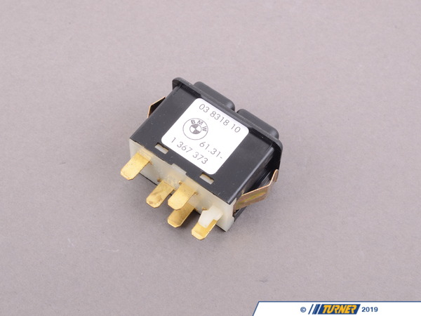 Genuine BMW Genuine BMW Power Window/Sunroof Switch 61311367373
