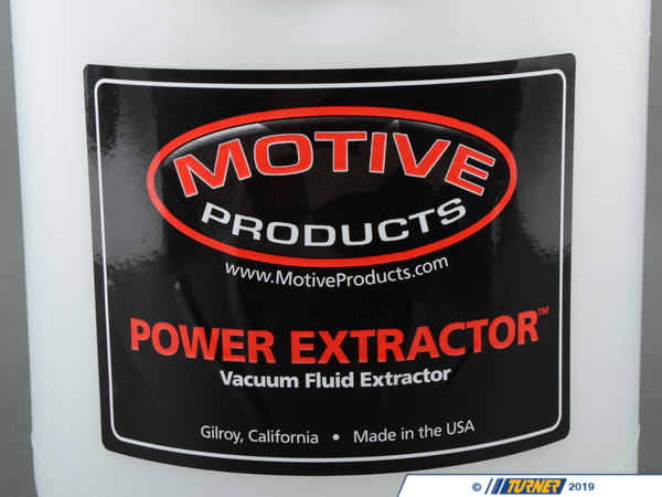 T#389017 - 1701 - Power Extractor - 1 Gallon - Motive - BMW MINI