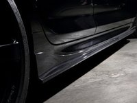 F06 M6 GranCoupe 3D Design Carbon Fiber Side Skirts