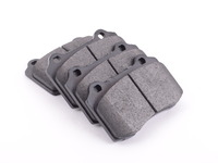 Brembo Calipers Lotus, A, C, F - Street Brake Pad Set - StopTech Posi-Quiet Semi-Metallic