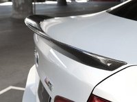 F10 Sedan 3D Design Carbon Fiber Trunk Spoiler