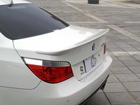 E60 All 3D Design Trunk Spoiler