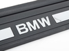 T#111931 - 51477180740 - Genuine BMW Cover For Door Sill, Chrome, Right - 51477180740 - E82 - Genuine BMW -