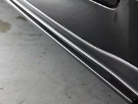 F10 M5 3D Design Carbon Fiber Side Skirts