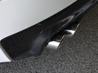 E89 Z4 3D Design Carbon Fiber Rear Diffuser - Quad Exhaust