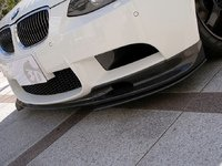 E92/E93 3D Design Front Lip Spoiler Set