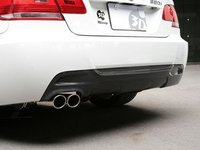 E92/E93 M3 3D Design Carbon Fiber Rear Diffuser - Single Exhaust