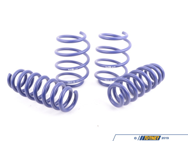 T#5245 - 28910-1 - H&R Sport Spring Set - E82 1M Coupe - H&R - BMW
