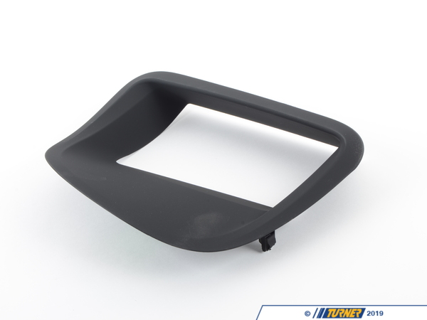T#175479 - 51459239336 - Genuine BMW Trim Piece For Head-up Displ - 51459239336 - Schwarz - Genuine BMW -