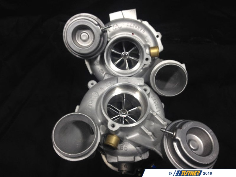 Vtt N63 Stg1kt N63 Vargas Stage 1 Turbocharger Upgrade
