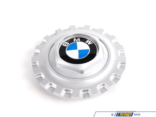 T#8222 - 36131181068 - Genuine BMW Hub Cap - 36131181068 - E34,E36,E38,E39 - Genuine BMW -