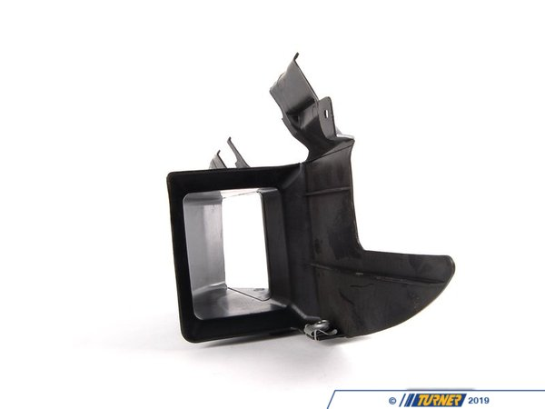 T#10147 - 51718159421 - Genuine BMW Lateral Left Engine Compartm.Screening - 51718159421 - E39 - Genuine BMW -