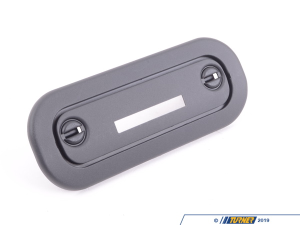 T#131431 - 52208102764 - Genuine BMW Cover Schwarz - 52208102764 - E34,E34 M5 - Genuine BMW -