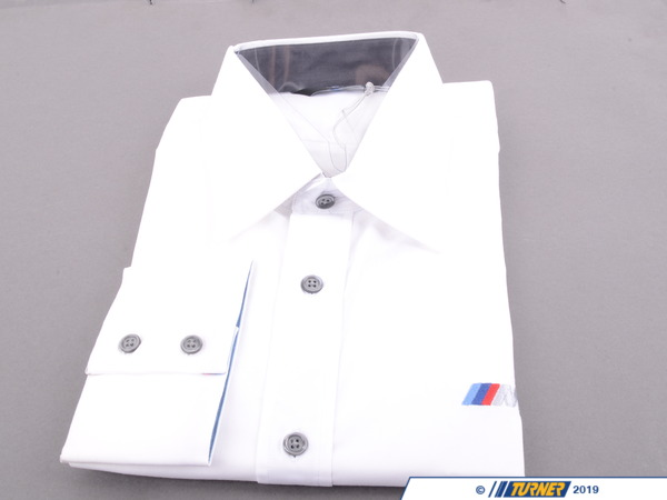 T#159456 - 80122211722 - Genuine BMW M Mens Shirt White XXL - 80122211722 - Genuine BMW -