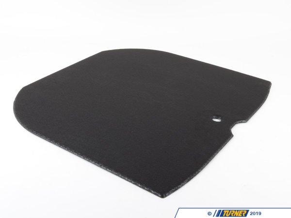 T#111208 - 51477009193 - Genuine BMW Floor Carpet, Luggage Compartment - 51477009193 - E63 - Genuine BMW -