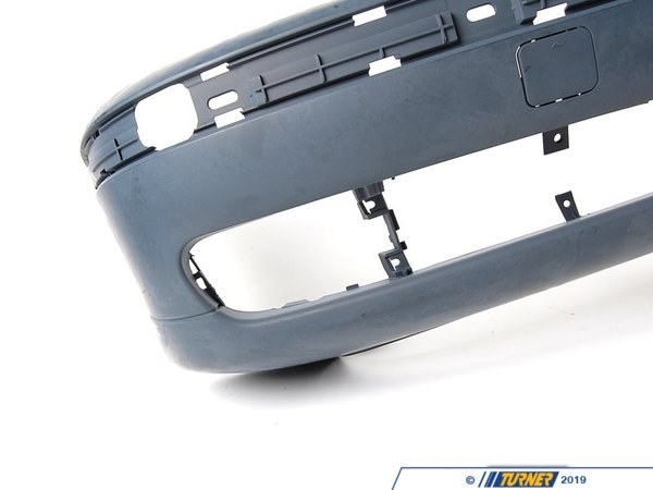 T#21881 - 51118208313 - Genuine BMW Trim Cover, Bumper, Primered, Front - 51118208313 - E39 - Genuine BMW -